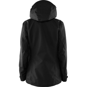 Haglöfs W's Niva Jacket TRUE BLACK